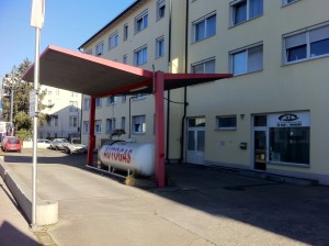 Autogastankstelle Augsburg