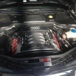 Audi A8, 4,2 l quattro