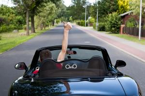 Cabrio fahren III